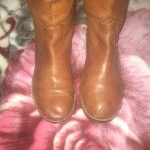 Coach women's riding boots